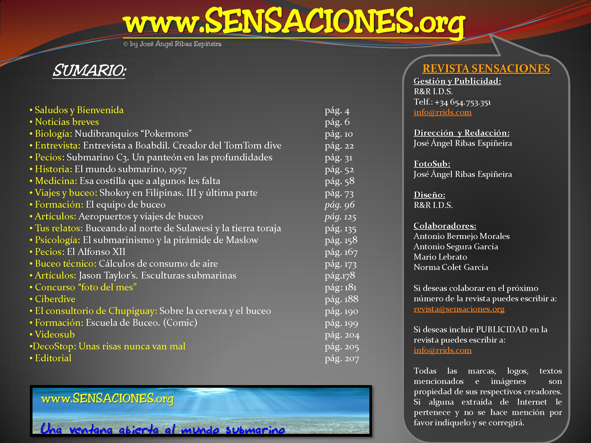 RevistaSENSACIONESNo19SUBMARINOC3Pag22