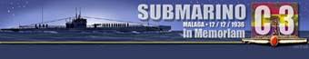 Otra Página del Submarino C3. | Another Page dedicated to Submarine C3.